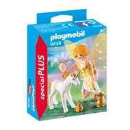 4008789094384 - PLAYMOBIL® Spécial Plus - Fée et bébé licorne