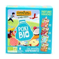 3431590014684 - Danival - Poki bio 4 parfums panachés