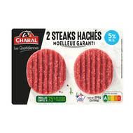 3181238976484 - Charal - Steak haché 5% MG - Les Quotidiennes