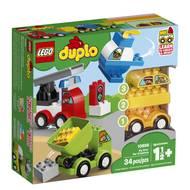 5702016367584 - LEGO® DUPLO® - 10886- Mes premiers véhicules