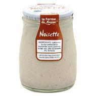 3384079998084 - La Ferme du manège - Yaourt Noisette au lait entier