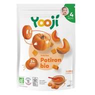 3760234500185 - Yooji - Purée de Potiron bio surgelée en portions dès 4 mois