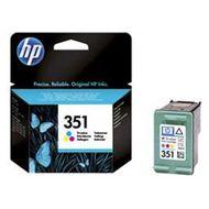 0884962780985 - Hewlett packard - Cartouche d'encre couleurs 351