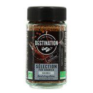 3700110092885 - Destination - Café instantané pur arabica bio