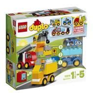 5702015595285 - LEGO® DUPLO® - 10816- Mes premiers véhicules