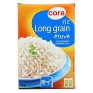 Cora - Riz long grain étuvé