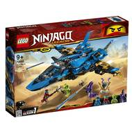 5702016367485 - LEGO® Ninjago - 70668- Le supersonic de Jay