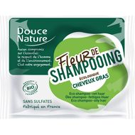 3380380058585 - Douce Nature - Shampooing solide, cheveux gras, Cosmébio