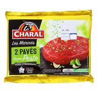 3181232180986 - Charal - Pavé de Boeuf au pesto