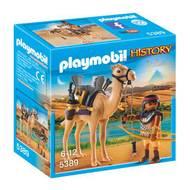 4008789053886 - PLAYMOBIL® History - Soldats du pharaon avec baliste