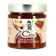 Ciro - Bruschetta tomates séchées sans gluten