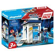 4008789704986 - PLAYMOBIL® City Action - Starter pack Bureau de police