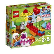 5702015865586 - LEGO® DUPLO® - 10832- La fête d'anniversaire