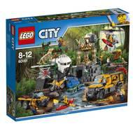 5702015866286 - LEGO® City - 60161- Le site d'exploration de la jungle