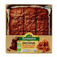 3396411227486 - Bonneterre - Brownie bio chocolat noir et noix
