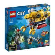 5702016617986 - LEGO® City - 60264- Le sous-marin d'exploration