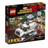 5702015868686 - LEGO® Super Heroes Marvel - 76083- L'attaque aérienne de Vautour