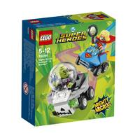5702016110487 - LEGO® Super Heroes Dc Comics - 76094- Mighty Micros  Supergirl contre Brainiac