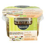 4000915100587 - BioVerde - Salade bio Lentille Poireau Carotte, végan