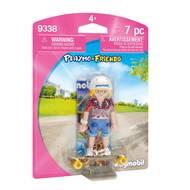 4008789093387 - PLAYMOBIL® Playmo-Friends - Skateuse
