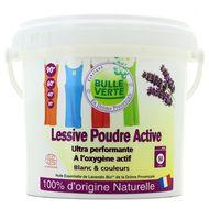 3700147235187 - Bulle Verte - Lessive Poudre Active Ecologique