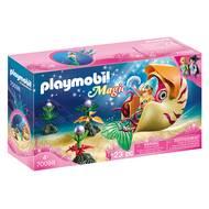 4008789700988 - PLAYMOBIL® Magic - Sirène avec escargot des mers