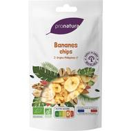 3760099531188 - Pronatura - Bananes chips bio