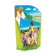4008789092588 - PLAYMOBIL® Country - Monitrice d'équitation