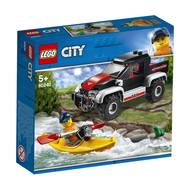 5702016396188 - LEGO® City - 60240-      L'aventure en kayak