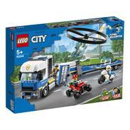 5702016617788 - LEGO® City - 60244- Le transport de l'hélicoptère de la police