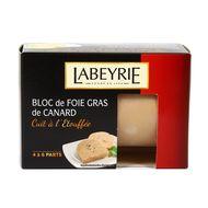 Labeyrie - Bloc de Foie Gras de Canard Cuit à l'Etouffée