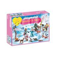 4008789090089 - PLAYMOBIL® Christmas - Calendrier de l'Avent- Famille royale