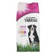 8714265970689 - Yarrah - Croquette bio Poulet et riz Chien Adulte Sensitive