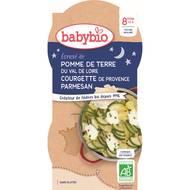 3288131520889 - Babybio - Ecrasé de pomme de terre et courgette de Provence Bio, dès 8 mois