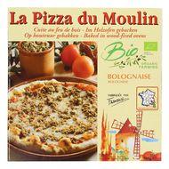 3273640001189 - La Pizza du Moulin - Pizza Bolognaise Bio cuite au feu de bois