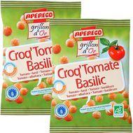 2050000271489 - Grillon Or - Croq' tomate basilic, bio