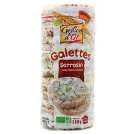 3421557904189 - Grillon Or - Galettes au sarrasin bio
