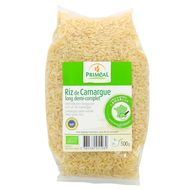 3380380055089 - Priméal - Riz Long 1/2 Complet de Camargue, Bio