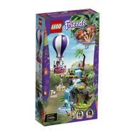 5702016619089 - LEGO® Friends - 41423- Le sauvetage du tigre en montgolfière