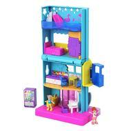 0887961829389 - Polly Pocket - Mattel - Hotel à la plage Polly Pocket- GKL58
