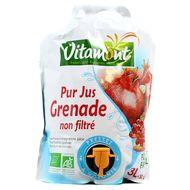 3289196580290 - Vitamont - Pur jus de grenade bio Fontaine