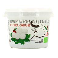 8032589051090 - Biologica - Mozzarella Perle de bufflonne bio