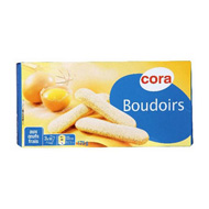 Cora - Boudoirs aux oeufs, 30 biscuits