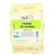 3556355013990 - Melbio - Farine de Quinoa Bio