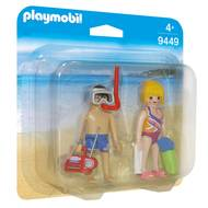 4008789094490 - PLAYMOBIL® Family Fun - Couple de vacanciers
