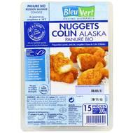 3551610005390 - Bleu Vert - Nuggets de Colin Alaska MSC Panure Bio x15