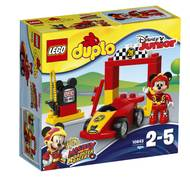 5702015866590 - LEGO® DUPLO® Mickey Mouse - 10843- La voiture de course de Mickey