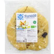3760099537890 - ViaBio - Focaccia bio aux oignons& romarin