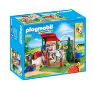 4008789069290 - PLAYMOBIL® Country - Box de lavage pour chevaux