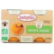 3288131510491 - Babybio - Patate douce Bio dès 4 mois